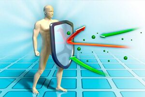 Пациенту рекомендуют укреплять иммунитет